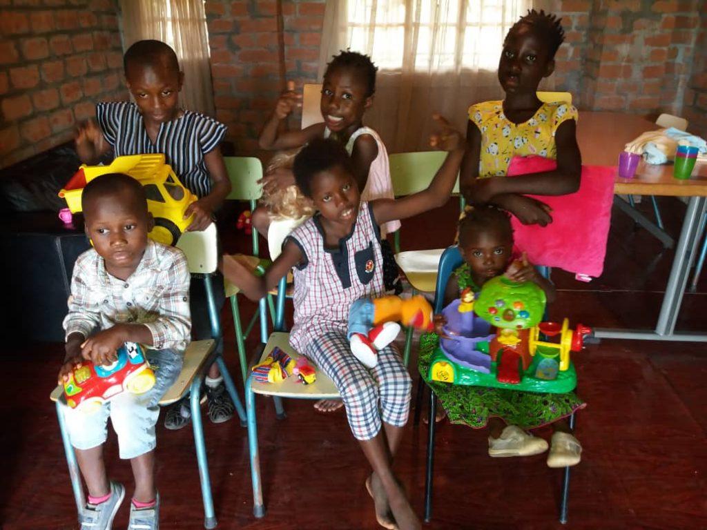 Sierra leona orfanato